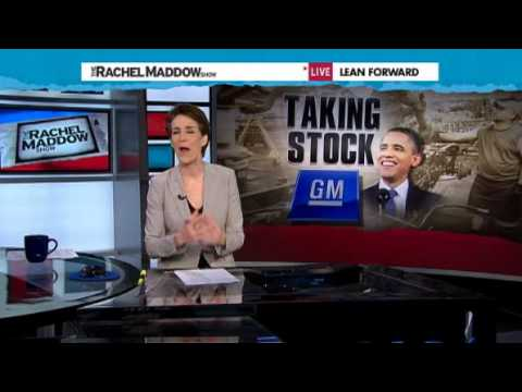 Maddow on President Obamas Accomplishments - Political Ruminations.flv