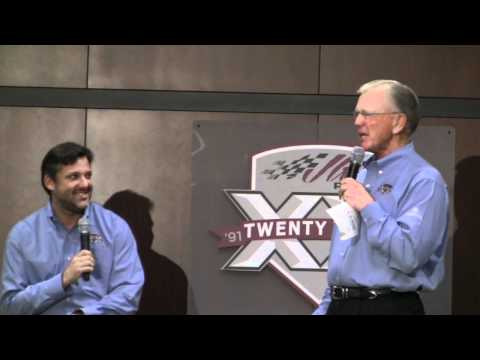 Joe Gibbs Racing: The Show - Ep. 2, Joe Gibbs SuperBowl Pick & Tony Stewart Visits Media Day