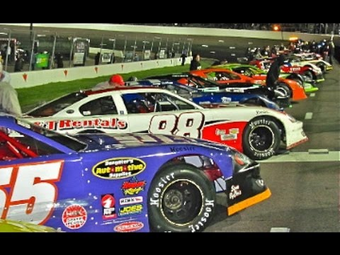 In Car Race Cam~Riverside International Speedway