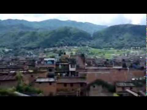 Bhaktapur roofs