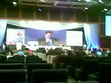 Vlada about WSIS at IGF2009