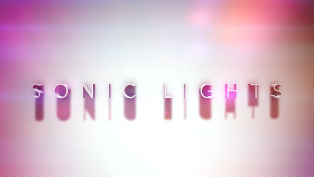 Sonic Lights live downtempo electronic