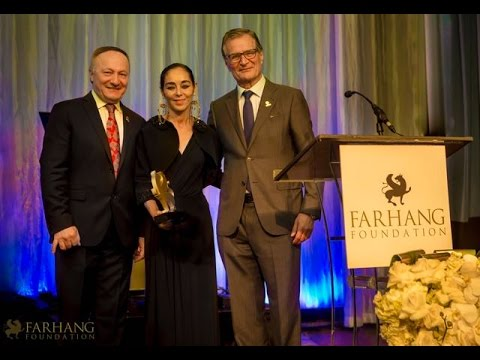 Farhang Foundation's 5th Annual Fundraising Gala Honoring Shirin Neshat!