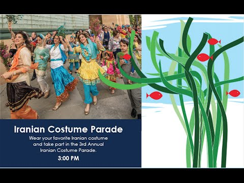 Farhang's 3rd Annual Iranian Costume Parade at LACMA