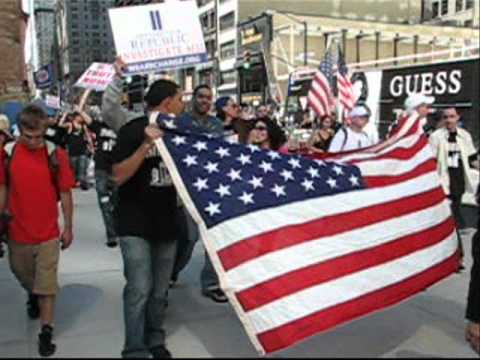 911 Truth New York City 2010 Protest Footage