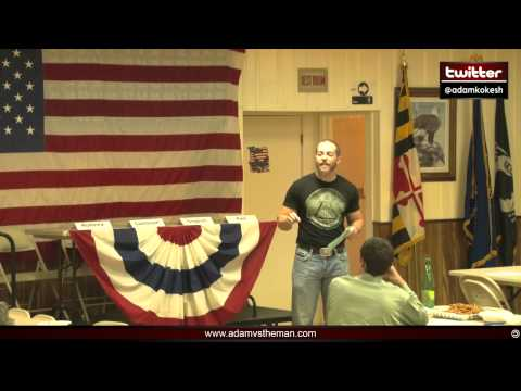 Government Debt is Intergenerational Child Abuse (Candidate Forum, Ocean City MD)