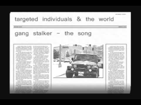 news oseh 21 - GANG STALKER - THE SONG