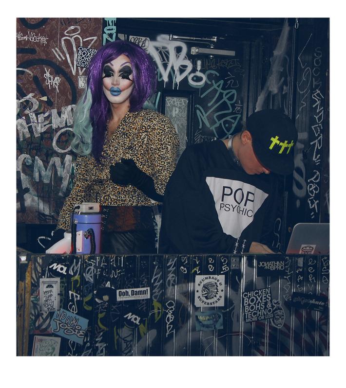 Cher Noble and Trey LaTrash