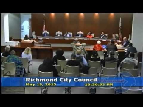 Richmond City Council ban spaced-based weapons