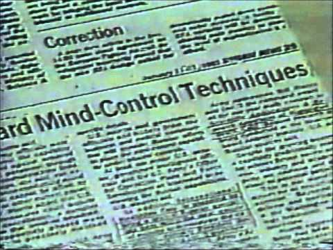 Do You Believe in Government Mind Control? -- Part 2: Cheryl Welsh