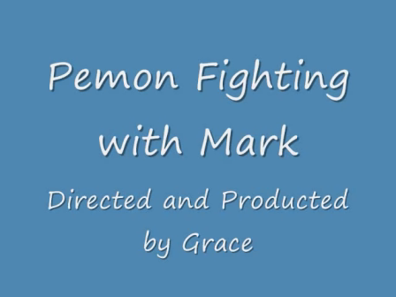 Pemon Fighting with Mark with music