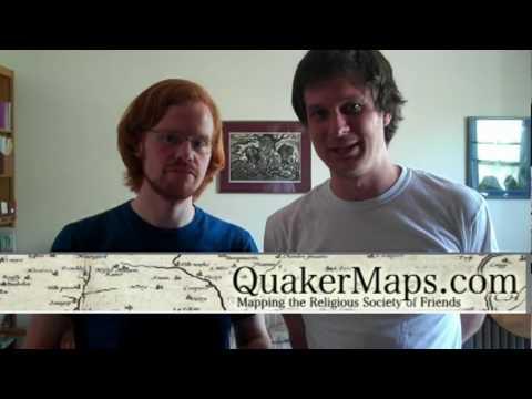 Quaker Maps!