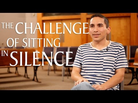 Quaker Worship Pt 1: The Challenge of Sitting in Silence