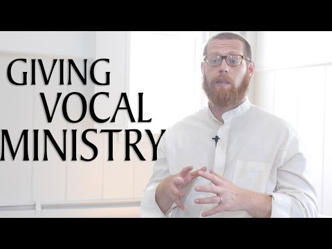 Quaker Worship Pt 2: Giving Vocal Ministry