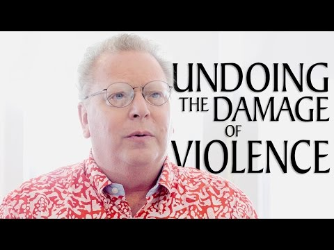 Undoing the Damage of Violence