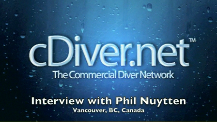 Interview with Phil Nuytten Video Part 2