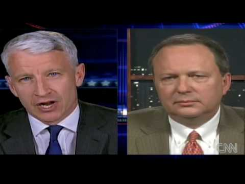 CNN-Did Obama Want The Oil Spill? Ex-Fema Director Thinks So