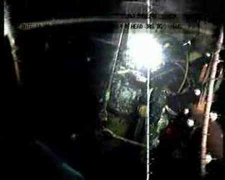 commercial diver night shift