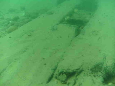 Lucerne Shipwreck; Lake Superior