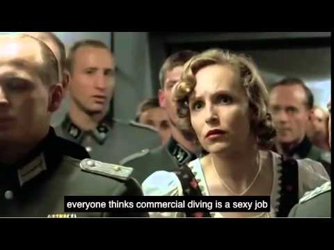 Hitlers crew change the truth about commercial diving