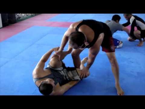 Pono (KTI) & Shane (O2MAA) training @ Team HK