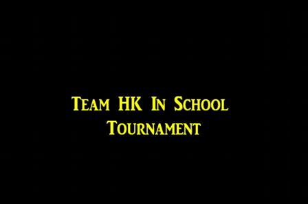 HK in school Tournament Feb 2010