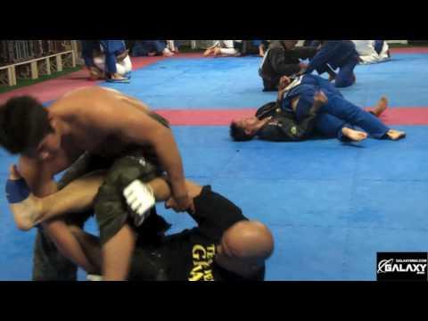 Zack Pang Galaxy MMA