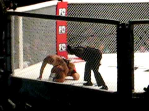 Zack Pang vs Kimo Sanders Galaxy MMA