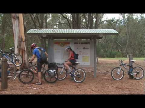 Off road cycling in Western Australia