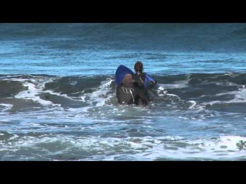 Surfing at Margaret River, Australia - featuring Kelly Slater