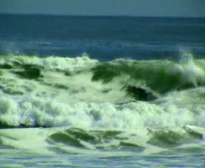 Fun waves at home