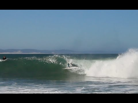 Surfing South Africa: Jeffreys Bay