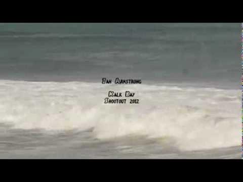 Ian Armstrong at Kalk Bay Shootout 2012