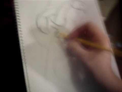 Tess & Teresa: Twin Phoenixes (A Time Lapse Drawing)