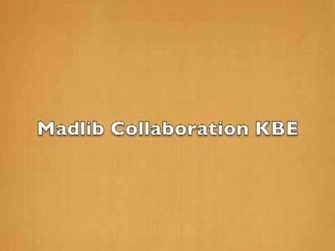 Madlibs Collaboration KBE