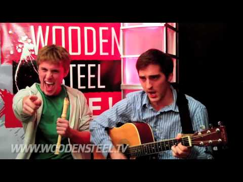 Droll Academy - Valentine's Day Song on WoodenSteel LIVE