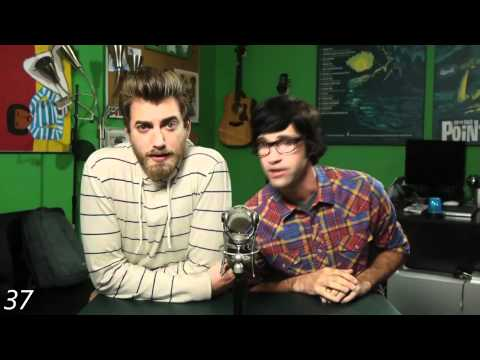 50 Ways to Say Good Mythical Morning