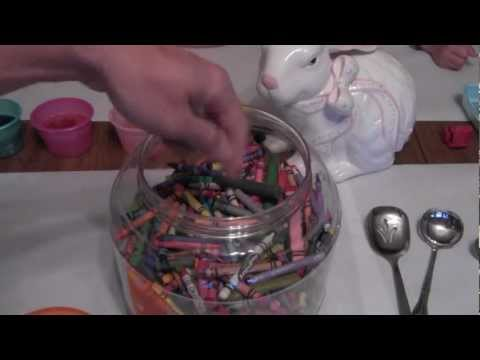 How To Decorate Easter Eggs (to My Hair Goes Instrumental)