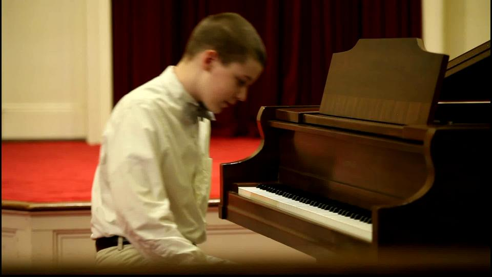 My piano recital (2012)