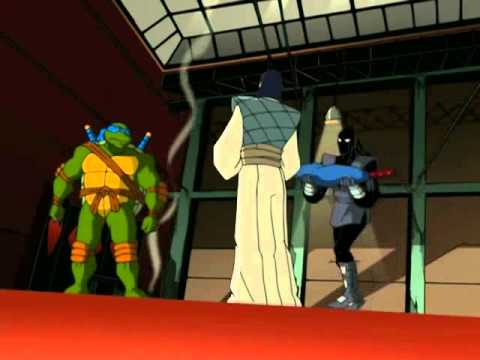 TMNT S01E10 The Shredder Strikes Part 1