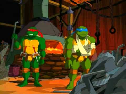TMNT S01E20 The Monster Hunter