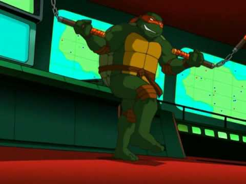 TMNT S01E21 Return to New York Part 1