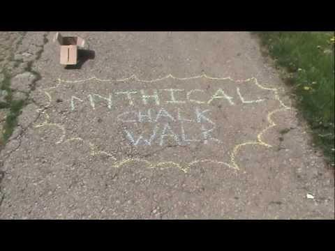 The Mythical Show: Mythical Chalk Walk Promo
