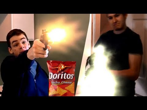 The Catling Gun and Doritos