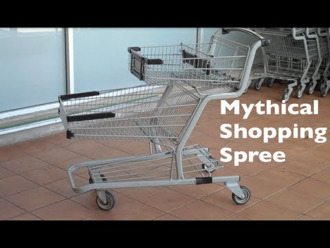 The Mythical Show: Mythical Shopping Spree Promo