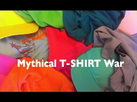 The Mythical Show: Mythical T-Shirt War