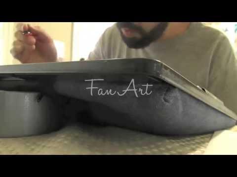 Fan art - a short film
