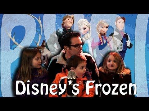 BYBI: Disney's Frozen