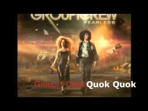 Group 1 Crew - Quok Quok (With Lyrics)
