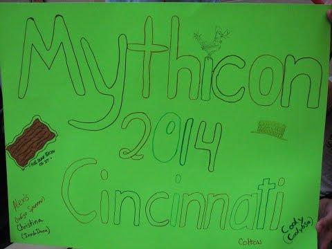 MythiCon Cincinnati Wheel Intro